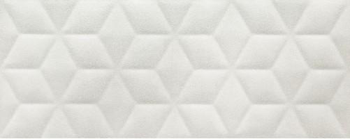 Плитка Tubadzin Perla White Struktura 29.8x74.8 настенная