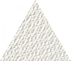 Плитка Tubadzin Scarlet White Tri Struktura 16x13.9 настенная