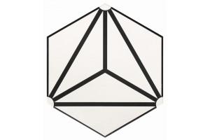 Керамогранит Realonda Ceramica Osaka White 28.5x33