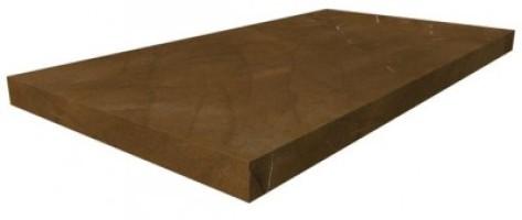 Ступень Italon Charme Bronze Scalino 60 Ang.Sx 33x60 620070000125 угловая левая