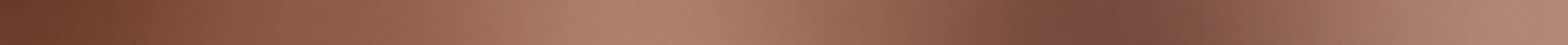 Бордюр Tubadzin Scarlet Copper 74.8x2.3