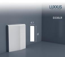 Дверной декор Orac Decor Luxxus D330LR (12.6x4.1x16 см)