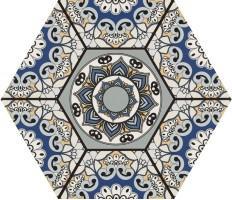 Керамогранит Realonda Ceramica Sevres Azul 28.5x33