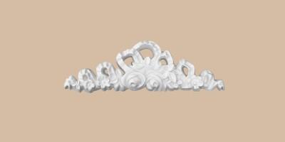 Декоративный элемент Decomaster 66112 (195x65x15 мм)