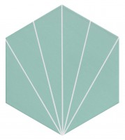 Керамогранит Realonda Ceramica Venus Aqua 28.5x33