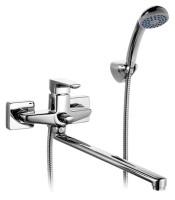 Смеситель для ванны Milardo Labrador LABSBL0M10 универсальный хром