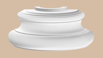 Полуоснование Decomaster 90018-4H (320x160x125 мм)