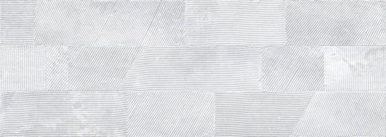 Плитка Keraben Rue de Paris Concept Blanco 25x70 настенная