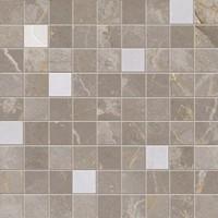 Мозаика настенная 600110000913 Allure Grey Beauty Mosaic 31.5x31.5 Atlas Concorde Russia