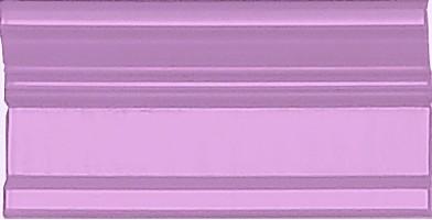 Плинтус Elios Ceramica Capri V-Cap Rosa 7.5x15