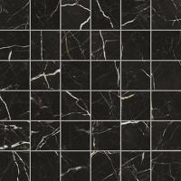 Мозаика настенная 610110000460 Allure Imperial Black Mosaic Lap 30x30 Atlas Concorde Russia