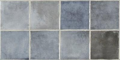 Плитка STN Ceramica Laval Azul 25x50 настенная