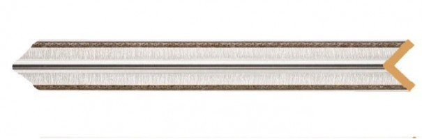 Угол Decomaster 116-55 (30x30x2400 мм)