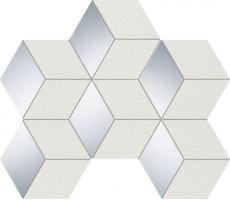 Мозаика Tubadzin Perla White 28.9x22.1
