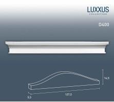 Фронтон Orac Decor Luxxus D400 (128x5.5x14.5 см)