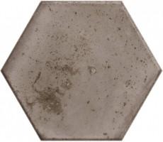 Керамогранит Ribesalbes Ceramica Hope Espresso Hex Matt 15x17.3 PT03156