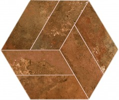 Керамогранит Monopole Ceramica Basalt Mud 20x24