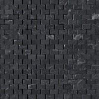 Мозаика Fap Ceramiche Roma Grafite Brick Mosaico 30x30 fMAC