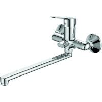 Смеситель для ванны Rush Crete CR3535-51 универсальный Хром