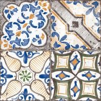 Декор Novabell Materia Decoro Vietri Mix 15x15