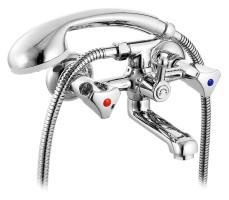 Смеситель для ванны Milardo Bering BERSB00M02 хром