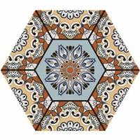 Керамогранит Realonda Ceramica Sevres Marron 28.5x33