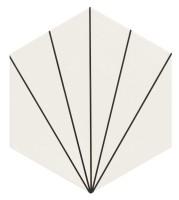 Керамогранит Realonda Ceramica Venus White 28.5x33
