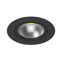 Комплект из светильника и рамки Lightstar Intero 111 Round (217917+217907) i91707
