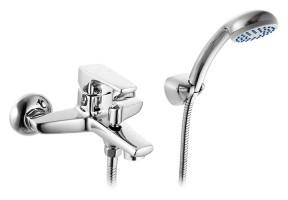 Смеситель для ванны Milardo Labrador LABSB00M02 хром