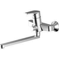 Смеситель для ванны Bravat Line F65299C-LB-RUS универсальный Хром