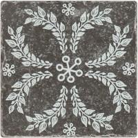 Декор Stone4home Marble Black Motif 5 10x10