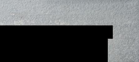 Плинтус для ступеней правый Venatto Texture Zanquin Drch. Grain Dolmen 19x42.4