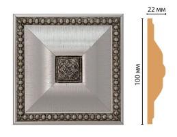 Вставка цветная Decomaster D209-55 (100x100x22 мм)