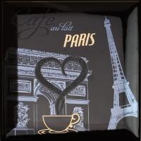 Декор Monopole Ceramica Coffee Platinum 15x15