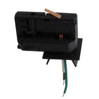 Трековое крепление Lightstar Asta с 3-фазным адаптером к 05102x/05103x черный 594027