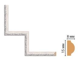 Декоративный угловой элемент Decomaster 130-1-19 (200x200 мм)