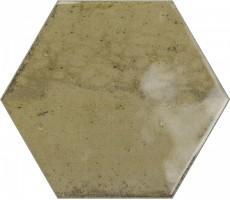 Плитка Ribesalbes Ceramica Hope Mink Hex Glossy 15x17.3 настенная PT03131