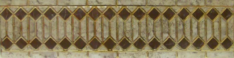 Бордюр Infinity Ceramic Tiles Rimini Listello Beige 15x60