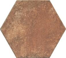 Керамогранит Monopole Ceramica Pompeia Marron 20x24