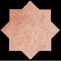 Вставка Звездочка Natucer Piemonte Estrella Torino 15.5x15.5