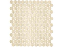 Мозаика Fap Ceramiche Roma Travertino Round Mosaico 29.5x32.5 fLTT