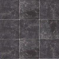 Керамогранит Stone4home Marble Black Tumbled 10x10