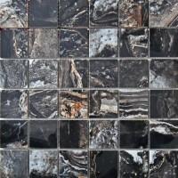 Мозаика Neodom Splendida Mosaico Nairobi Black 30x30 N40001