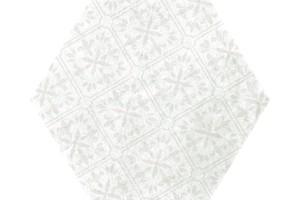 Керамогранит Monopole Ceramica Pompeia Decor Blanco 20x24