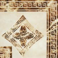 Декоративная вставка Infinity Ceramic Tiles Castello Tramonte Taco Beige 15x15
