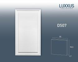 Панель накладная Orac Decor Luxxus D507 (90.5x1.5x55 см)