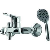 Смеситель для ванны Bravat Eco F6111147C-B Хром