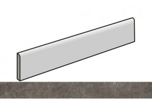 Плинтус 610130004066 Drift Grey Battiscopa 7.2x60 Atlas Concorde Russia