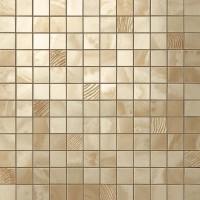 Мозаика настенная 600110000199 Supernova Onyx Royal Gold Mosaic 30.5x30.5 Atlas Concorde Russia