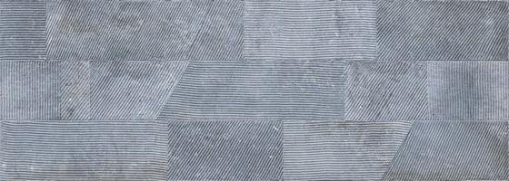 Плитка Keraben Rue de Paris Concept Acero 25x70 настенная